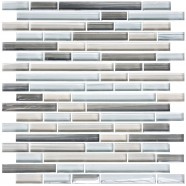 12 in. x 12 in. Electroplated Glass Mosaic Tile - 8mm Thickness (DK-MG4898198ZS3)